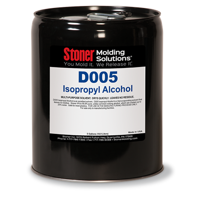 Stoner Molding D500 Pure Isopropyl Alcohol