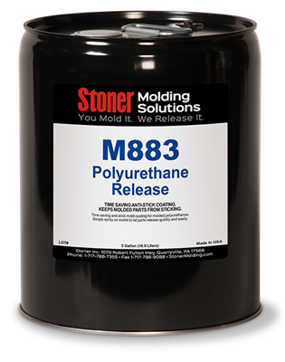 M883 Poly Out Polyurethane Rls