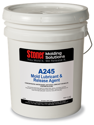 A245 Mold Lubricant &