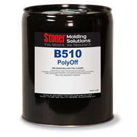 B510 PolyOff Mold & Tool Cleaner