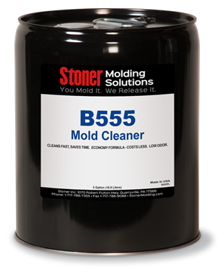B555 Low Odor Cleaner/Degrease