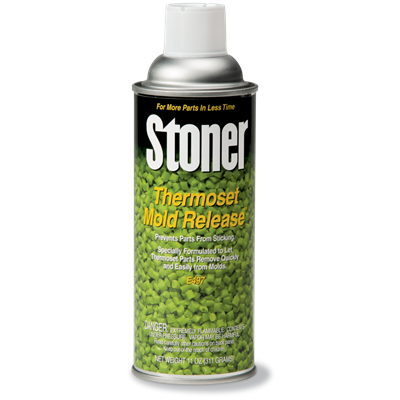 Stoner Molding E497 Thermoset Mold Release Agent