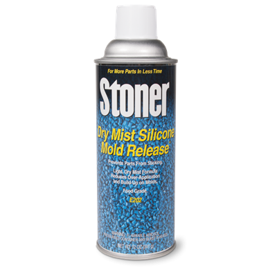 Stoner Molding E202 Dry Mist Silicone Release