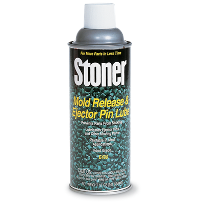 Stoner Molding E436 Mold Release Agent and Ejector Pin Lube