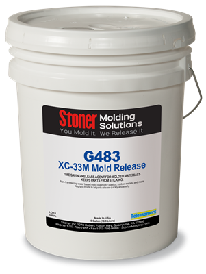G483 XC-33 Mold Release Agent