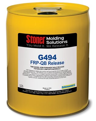 G494 FRP-QB Mold Release
