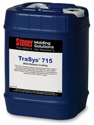 TraSys 715 Light Mold Release