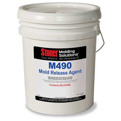 Stoner Molding M490 Mold Release Agent