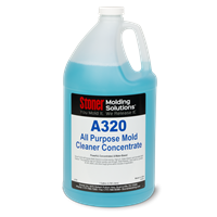 A320 All Purpose Mold Cleaner - Concentrated & High pH
